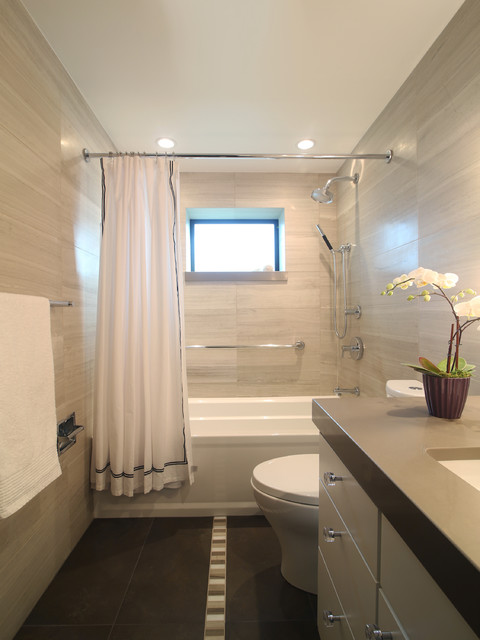 Highland Drive Transitional Bathroom Other By Bauer Clifton Interiors