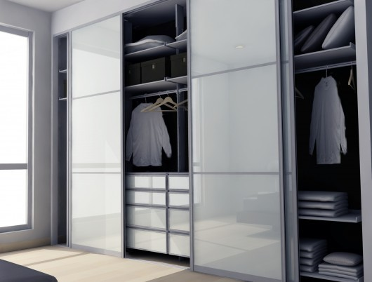 Modu Closets - Contemporary - Closet - Miami - by Azul ...