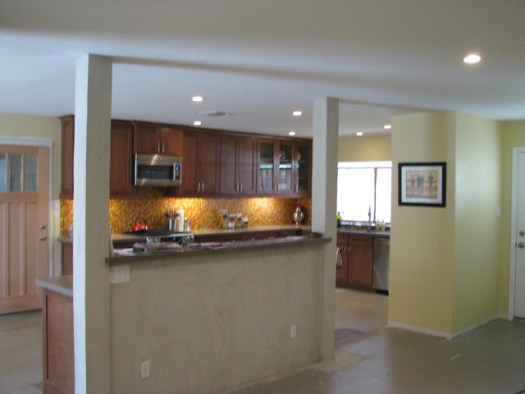 60 S Sixty Ranch Home Kitchen Remodel Modern