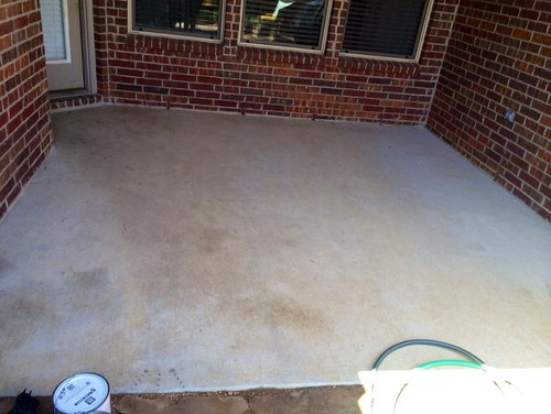 Transparent Semi Concrete Best Stain
