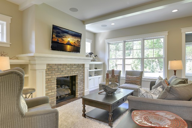 2013 Fall Parade Of Homes Traditional Family Room