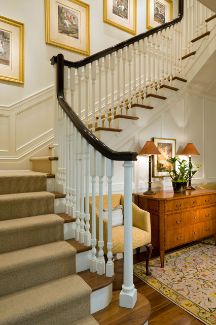 Cherry Creek Traditional Staircase Denver By