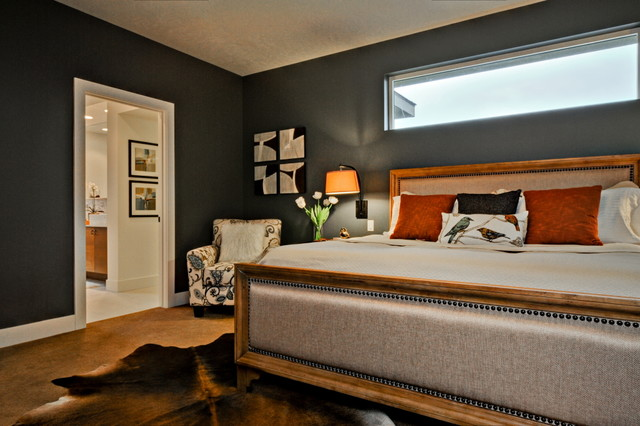Modern Rustic Master Bedroom