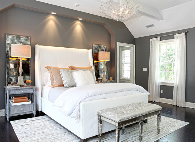 Random Work traditional-bedroom