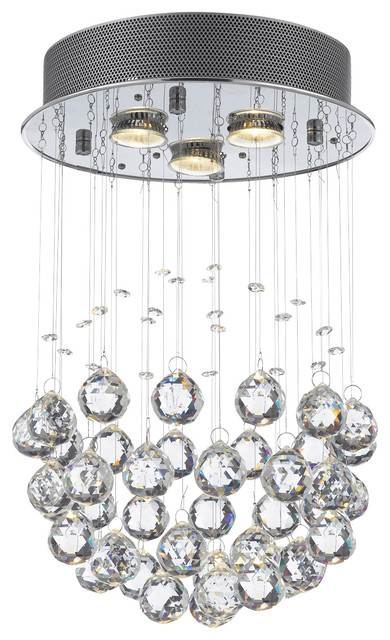 Raindrop Ceiling Lamp Chandeliers