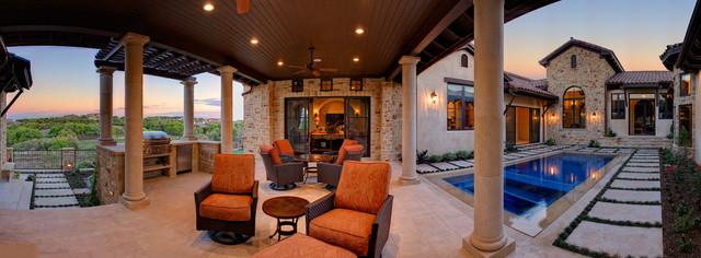 Courtyard Retreat