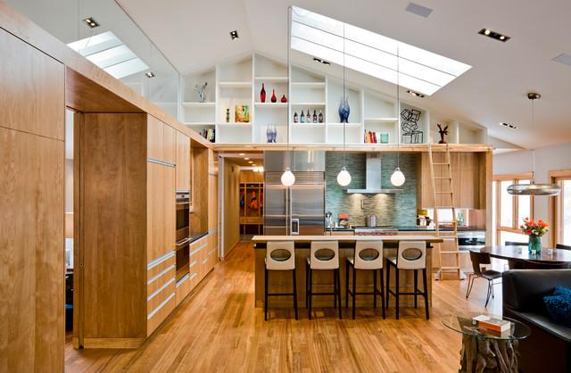 Organic Modern Kitchen Minneapolis Streeter