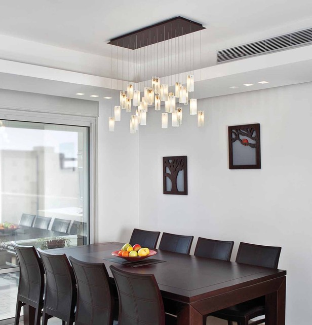 Drops Chandelier   Contemporary   Dining Room   Los Angeles   by     Drops Chandelier contemporary dining room