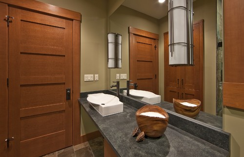 Northwest Guest Bathroom