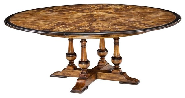 Leaves Tables Large Dining Room Round