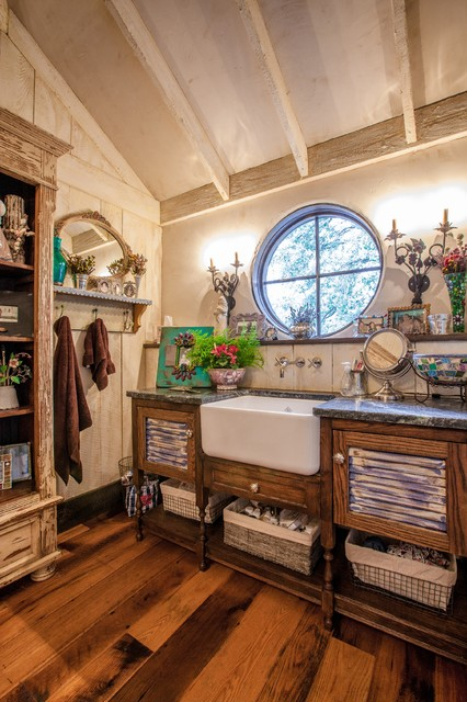 Antique Barnboard Oak Flooring Shabby Chic Style