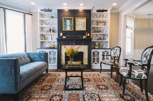 Transitional and Eclectic in Lincoln Square