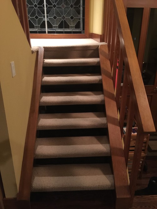 Image Result For How To Replace Carpet On Stairs