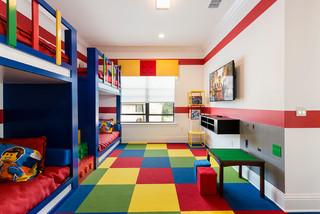 Children's Bedroom Designs contemporary-kids