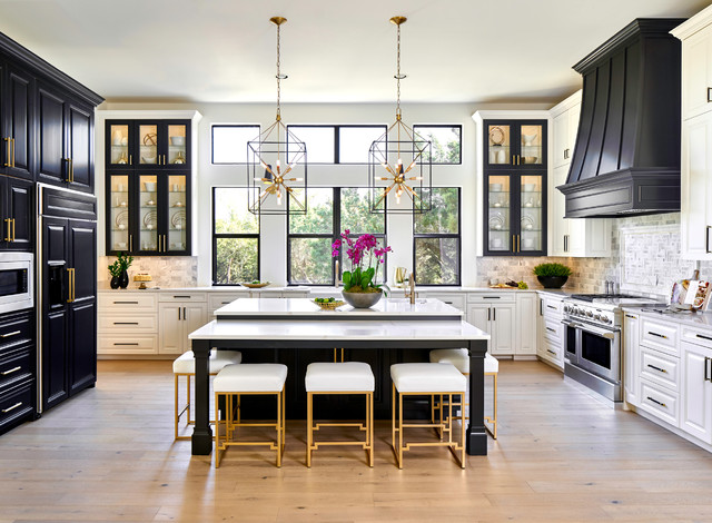 "Stunning Kitchen and Whole House Remodel - from ""Outdated"" to ""Gorgeous""! traditional-kitchen"