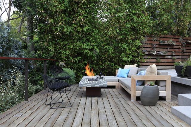 MTLA - Broida Residence modern-deck