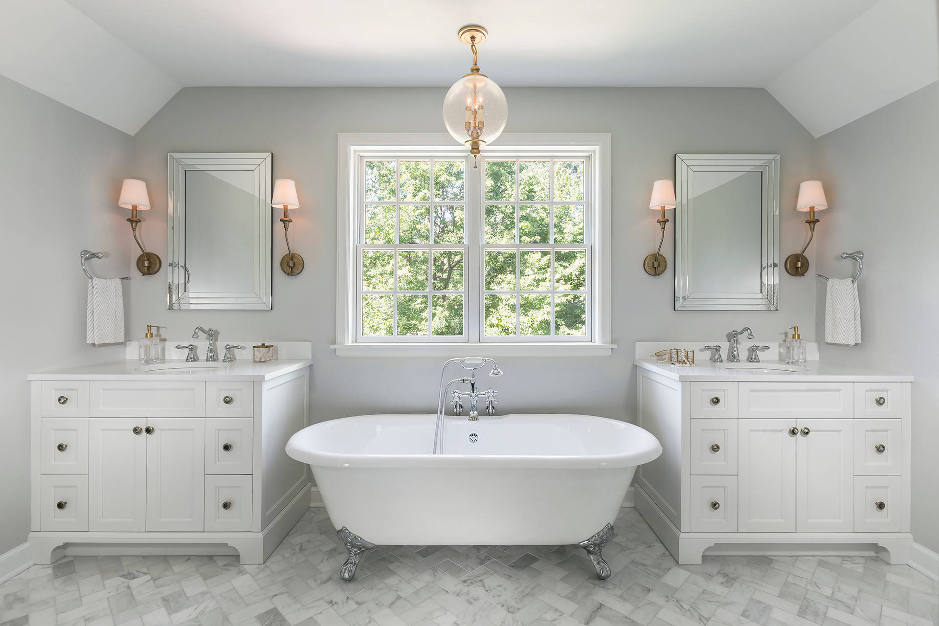 75 Beautiful Claw Foot Bathtub Pictures Ideas Houzz