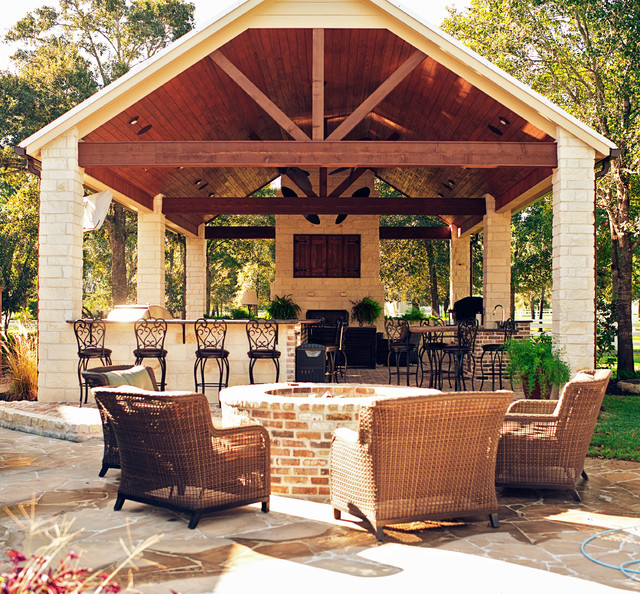 Mcbeth Outdoor Living Traditional Patio Houston By