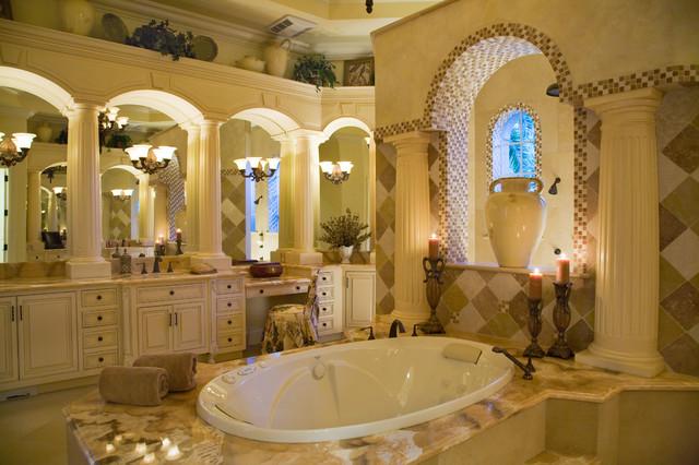 Casa Paralea Traditional Bathroom Miami By Jma