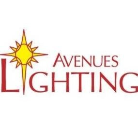 avenues lighting project photos
