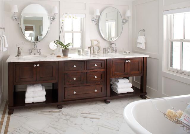 bathroom design getting tile around