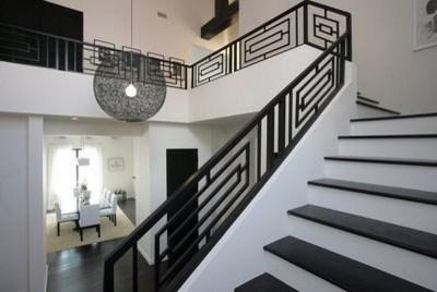 Modern Design Steel Staircase Railings Modern Staircase | Modern Staircases And Railings | Wire | Contemporary | Wood | Futuristic | Elegant