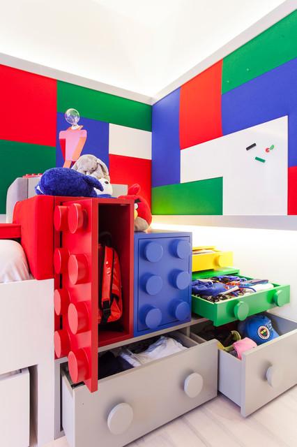 Kalkan Dublex Apartment/Suadiye contemporary-kids