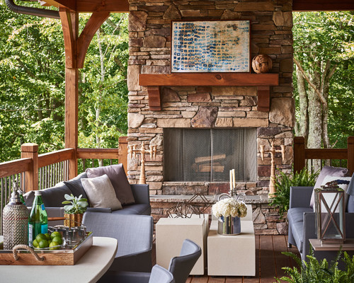 MOUNTAIN RETREAT IN BLOWING ROCK NORTH CAROLINA