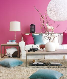 Living Rooms コンテンポラリー-リビング