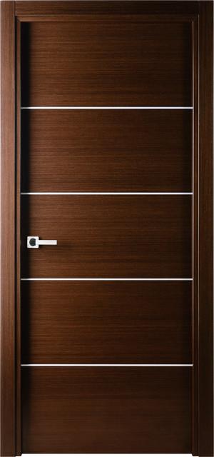 Mia Interior Door Wenge Contemporary Interior Doors