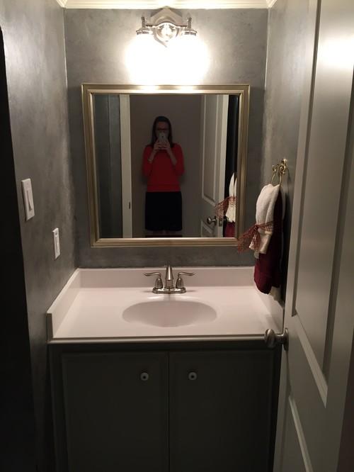 Under Sink Vanity Unit