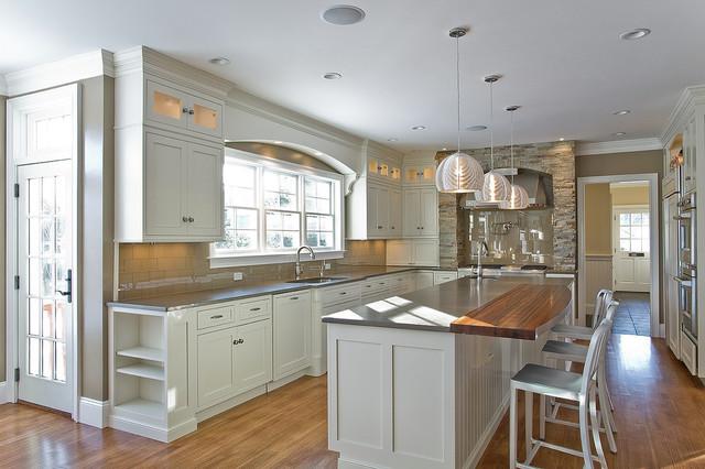 Award Winning Kitchen In Massachusetts