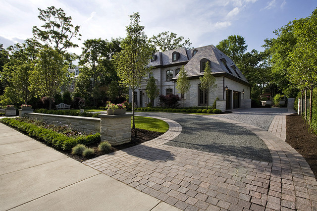 James Martin Associates Traditional Landscape