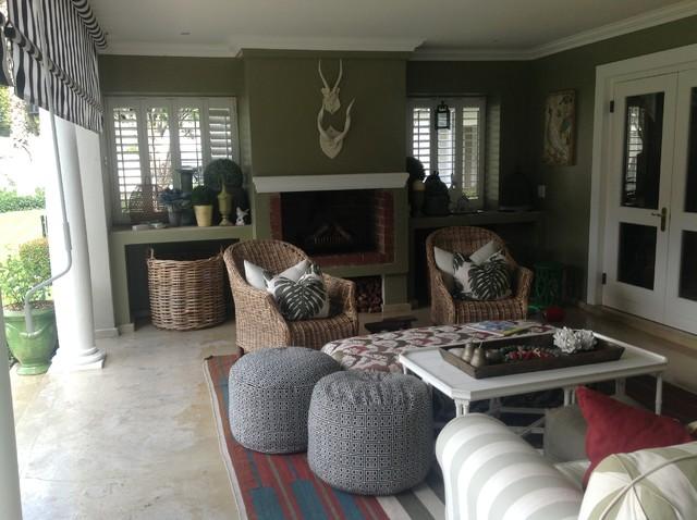 Contemporary Beach House South African Interior Design