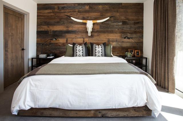 Modern Rustic Lodge