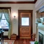 Front Door Curtain Houzz