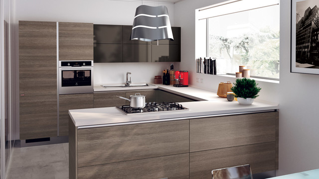 Evolution Kitchen Scavolini Modern Melbourne By