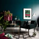 75 Beautiful Black Marble Floor Living Room Pictures Ideas December 2020 Houzz