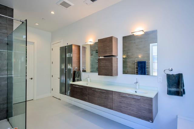 Bathroom Cabinets By BMT Italy Contemporary Bathroom