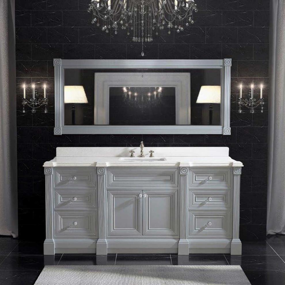 single sink bathroom vanity cabinet