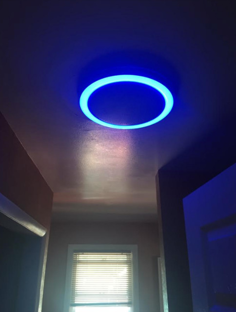 bathroom ceiling exhaust fan with wifi
