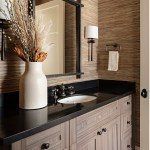 75 Beautiful Marble Tile Bathroom With Brown Cabinets Pictures Ideas December 2020 Houzz