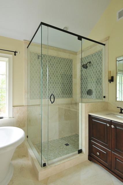 renovation detail arabesque tile