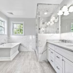 75 Beautiful Bathroom With Marble Countertops Pictures Ideas December 2020 Houzz