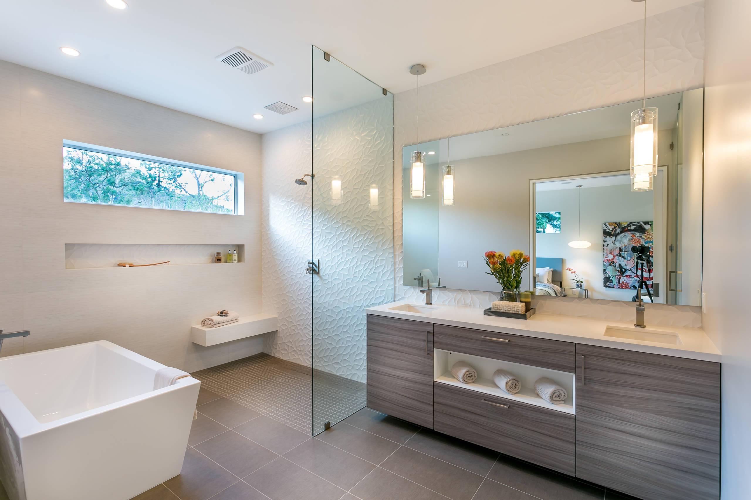 doorless shower pictures ideas