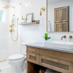 75 Beautiful Bathroom With A Vessel Sink Pictures Ideas February 2021 Houzz