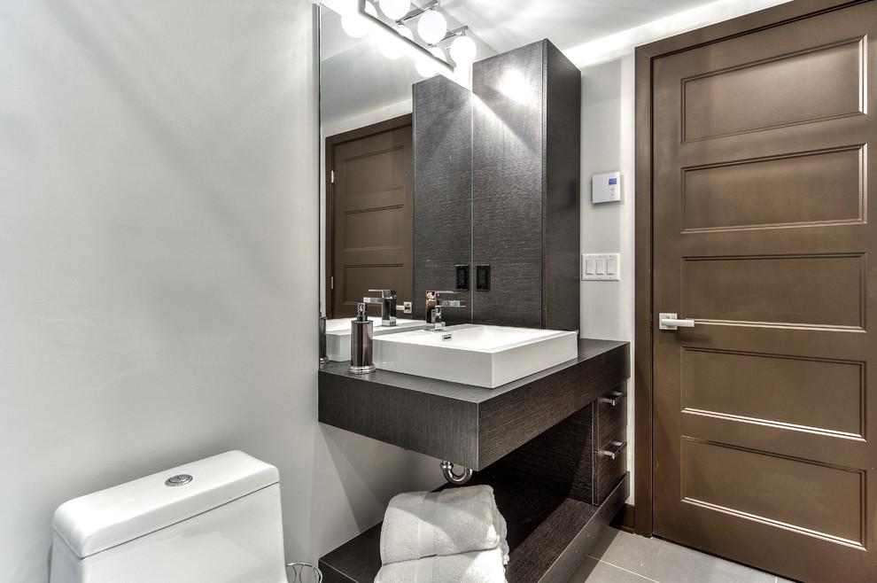 salle de bain zen modern