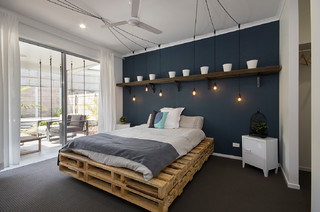 75 Beautiful Industrial Bedroom Pictures Ideas January 2021 Houzz Au