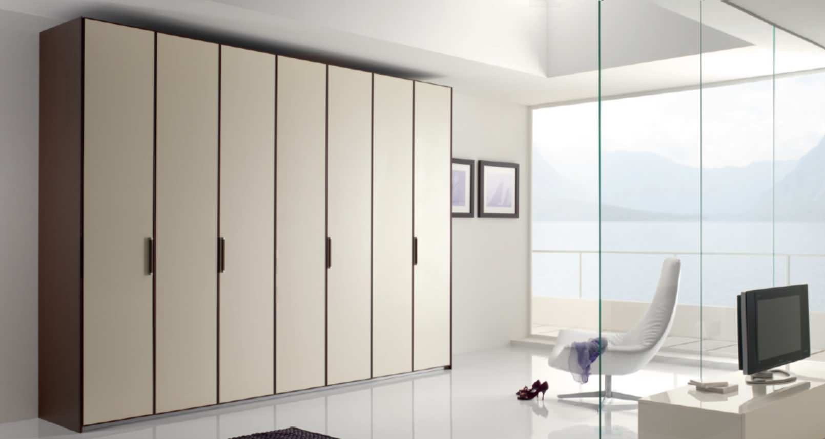 modern bedroom wardrobes houzz