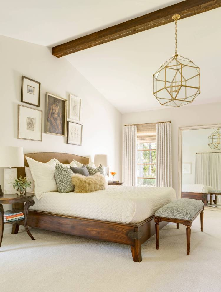 75 Beautiful Farmhouse Bedroom Pictures Ideas January 2021 Houzz